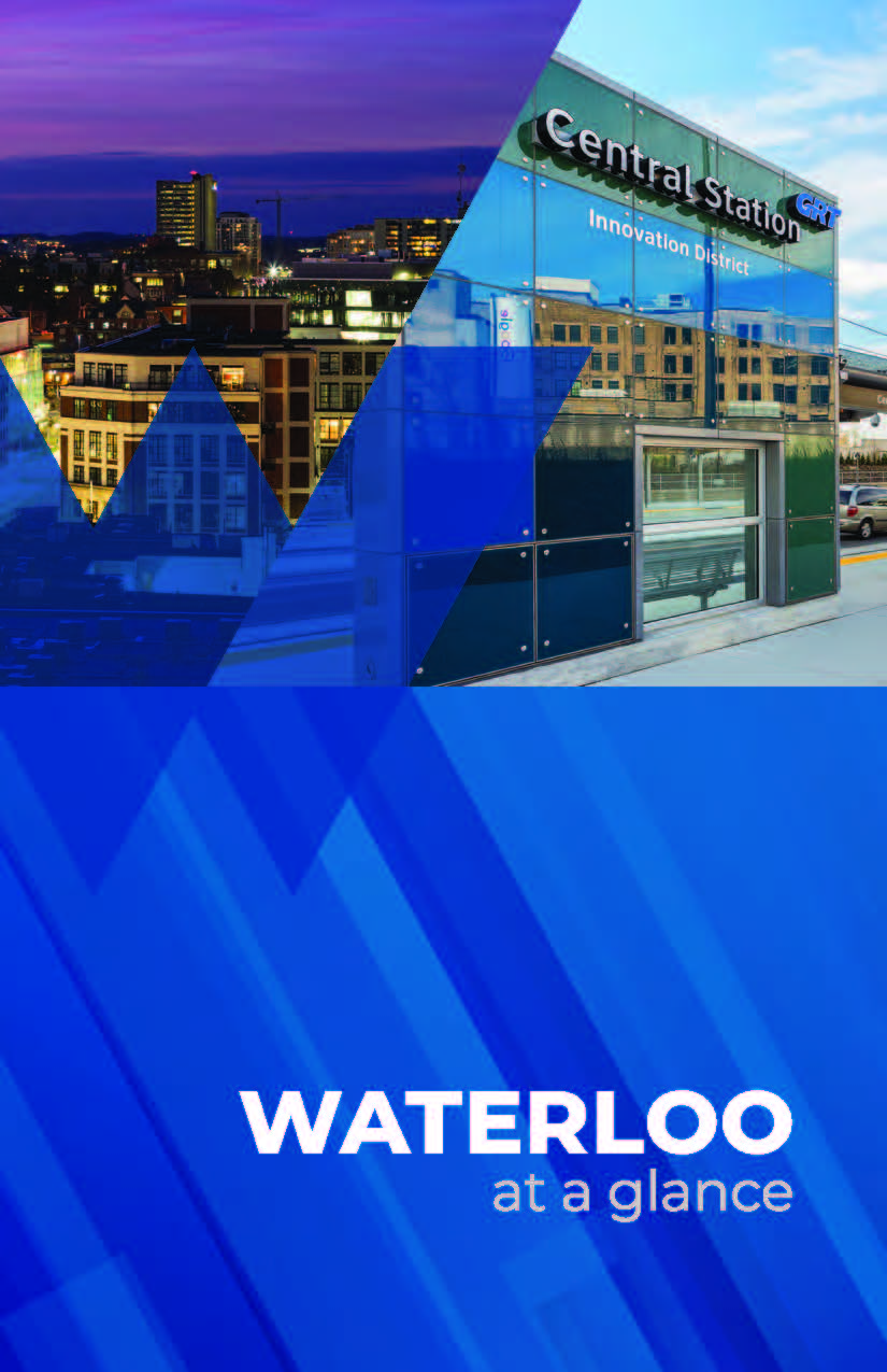 Waterloo at a Glance