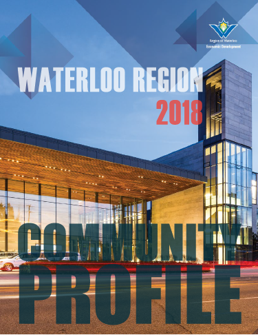 Waterloo Region Community Profile 2018 (full)