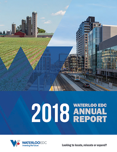 Waterloo EDC 2018 Annual Report