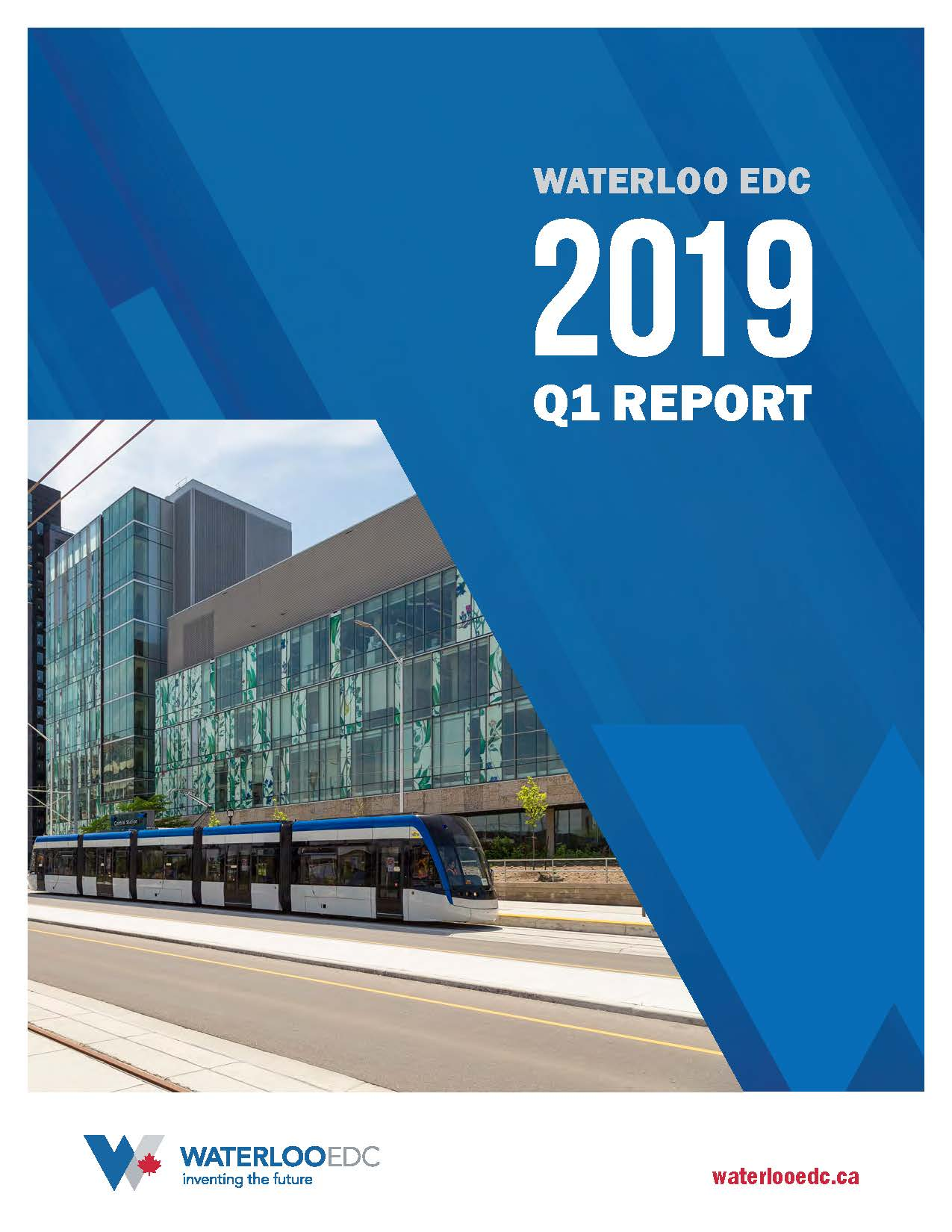 Quarterly Report, Q1 2019