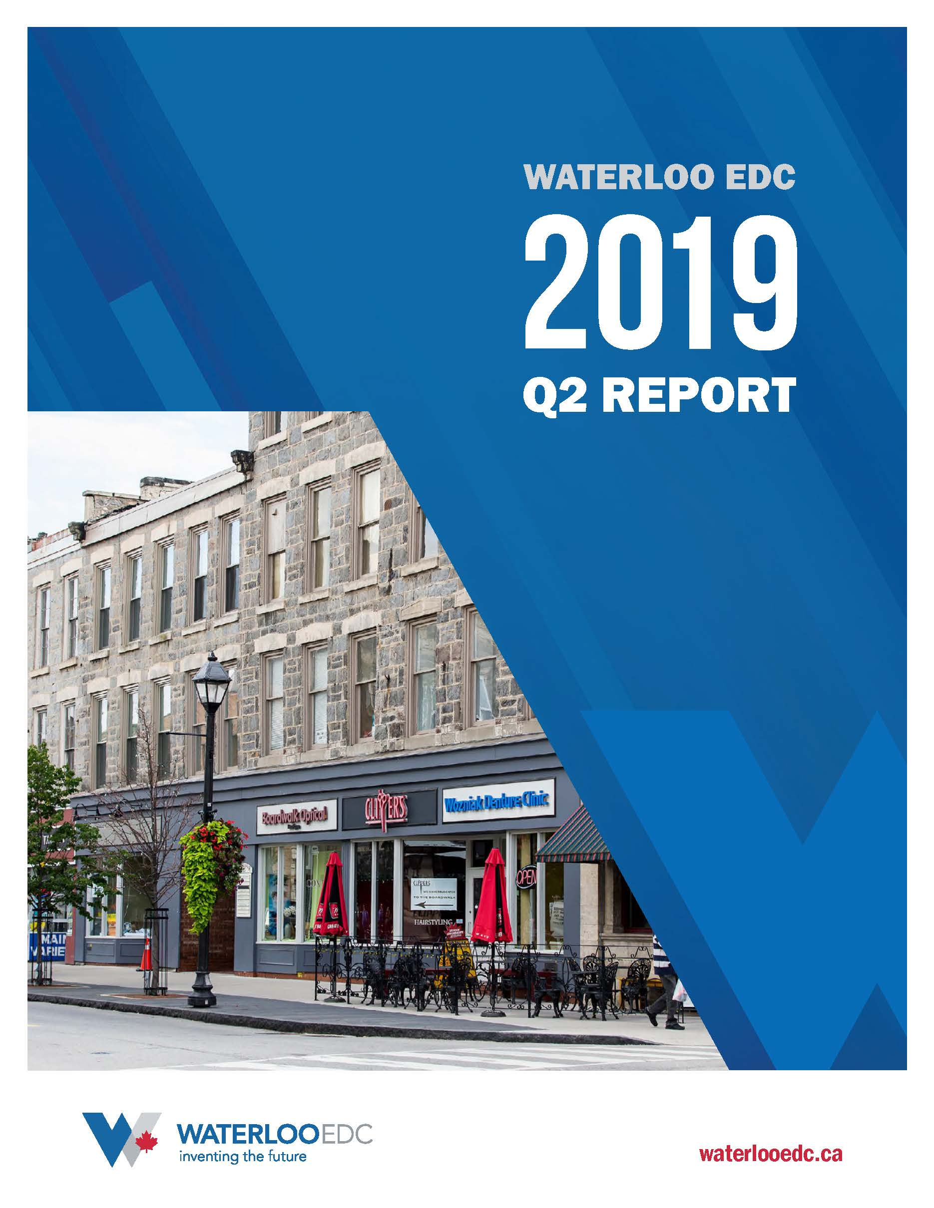 Quarterly Report, Q2 2019